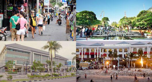 10 Best Shopping Spots In Kuta Bali