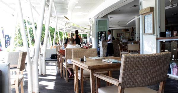 Cafe Sardinia Kuta