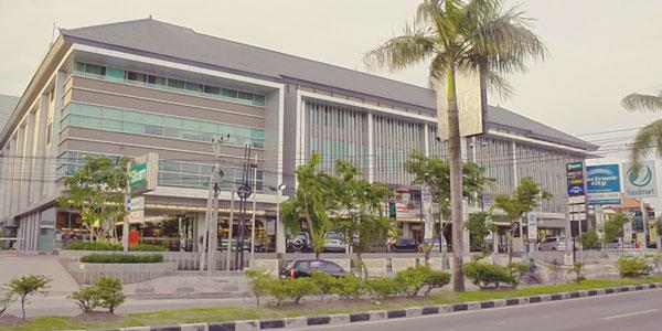 Lippo Plaza Sunset Road Kuta - 10 best shopping spots in kuta bali