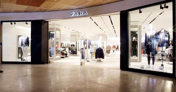 Zara Beachwalk Kuta Shopping Mall