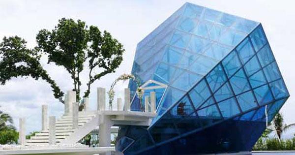 Blue Diamond Chapel Bali - Six Best Location To Get Married In Bali