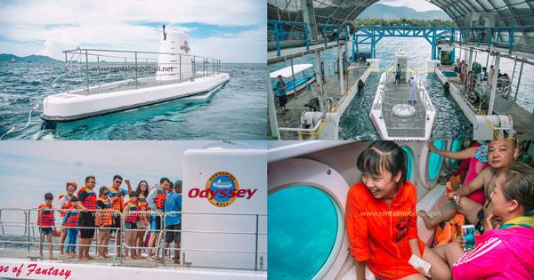 Bali Odyssey Submarine Tour Booking Form