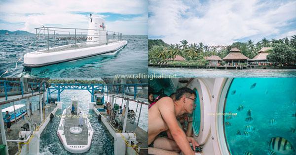 Bali Submarine Cruise Amuk Bay