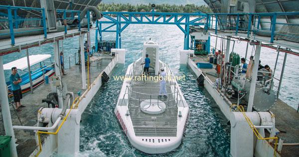 Odyssey Submarine Tour Program
