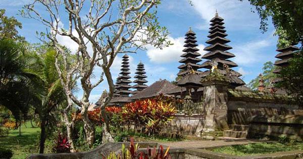 Taman Ayun Temple Mengwi Bali