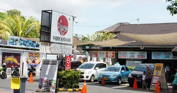 Joger Bali Front Store Kuta