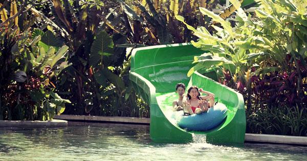Spiral Slider Waterpark Bali