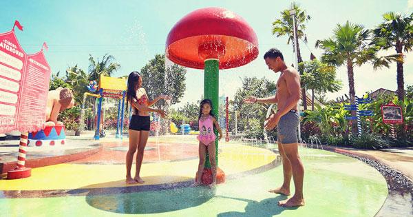 Water Plaza Circus Waterpark Kuta Bali
