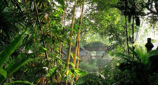 Gunung Lebah Temple Campuhan Ubud