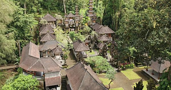 Gunung Lebah Temple Ubud
