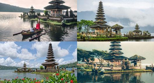 Lake Beratan Bedugul Tabanan Bali