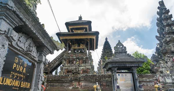 Ulun Danu Batur Temple