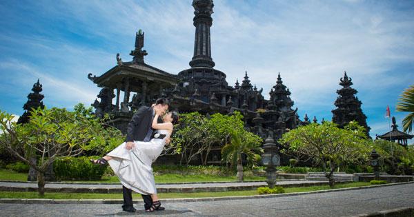 Bajra Sandhi Denpasar Pre-Wedding Photography