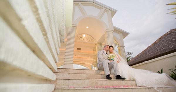 Pre-Wedding Photography Blue Point Chapel Uluwatu