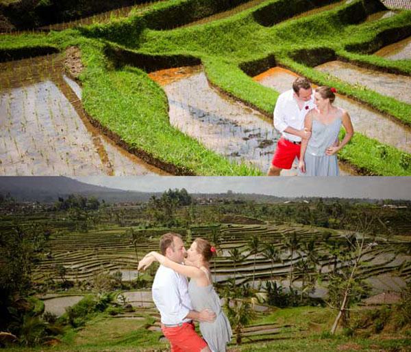 Pre-Wedding Photography Jatiluwih Rice Terrace - 10 Popular Photoshoot Location In Bali