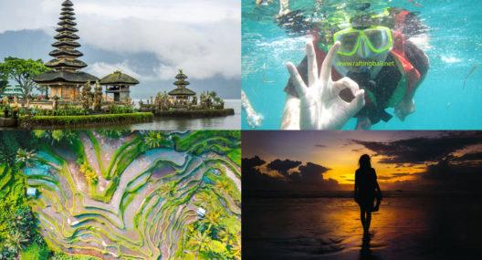 Bali Nature Tourism