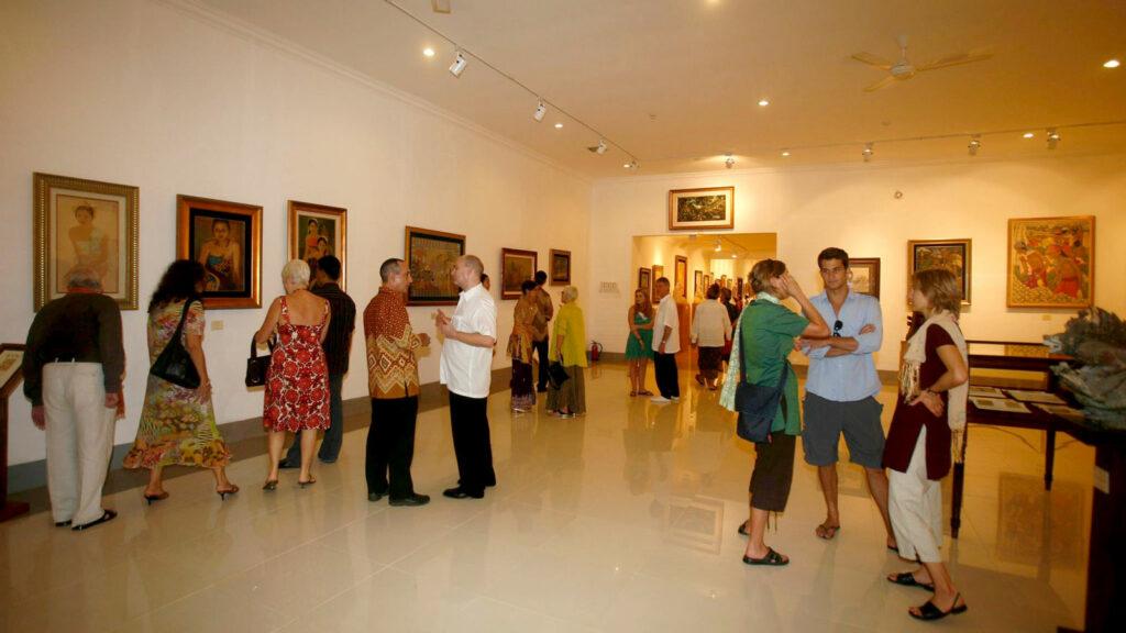 Indonesian Pavilion Museum Pasifikan Nusa Dua