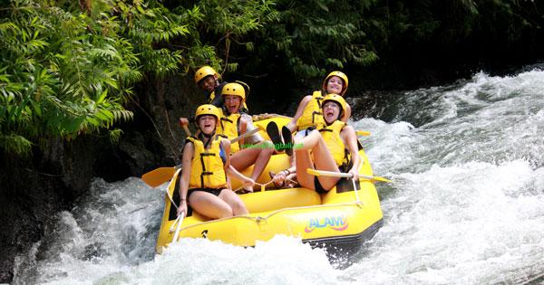 Telaga Waja River Karangasem Bali