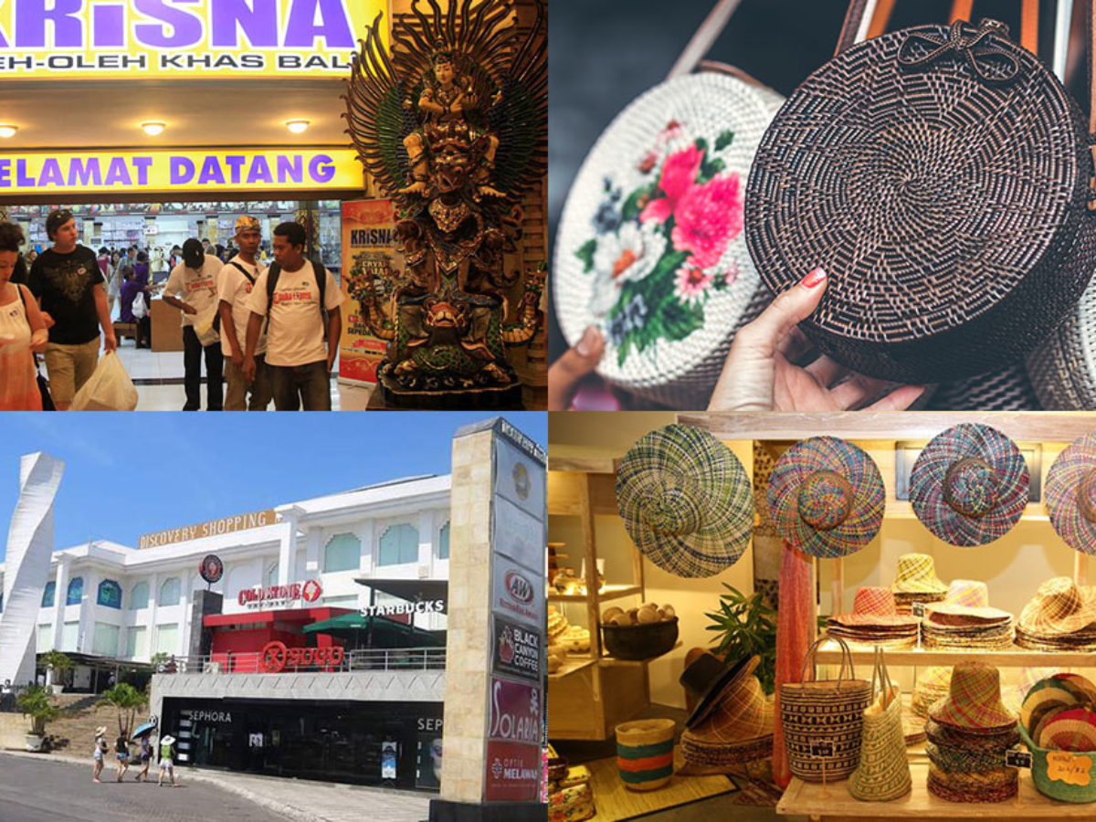 Top Ten Shopping Places In Bali Thing To Buy & Where To