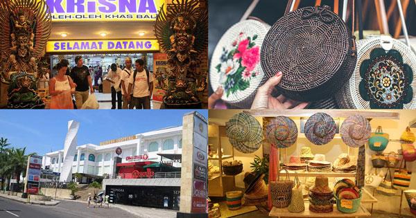 Top Ten Shopping Places In Bali