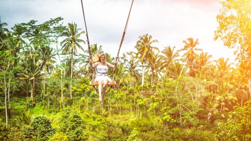 Bali Swing Activities Instagramable Attractions