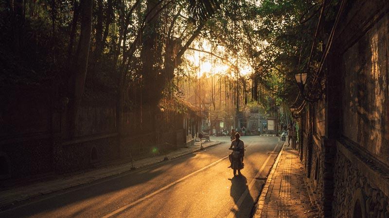 Vacation Transportation Option In Ubud Bali