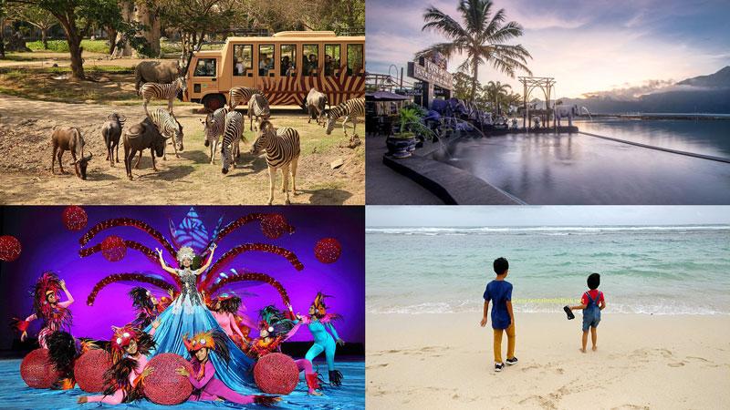 Bali Family Holiday Itinerary