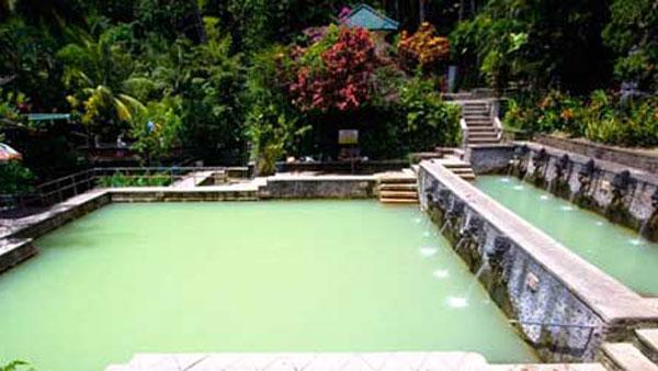 Banjar Hot Spring Bali