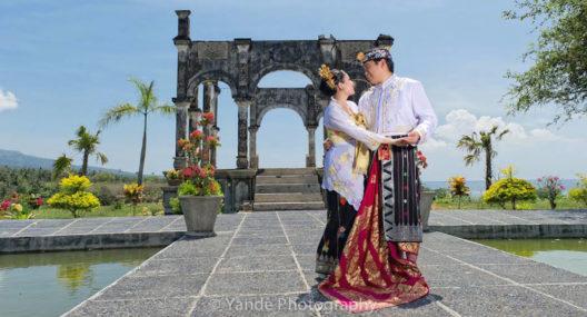 Taman Ujung Water Palace Karangasem Bali