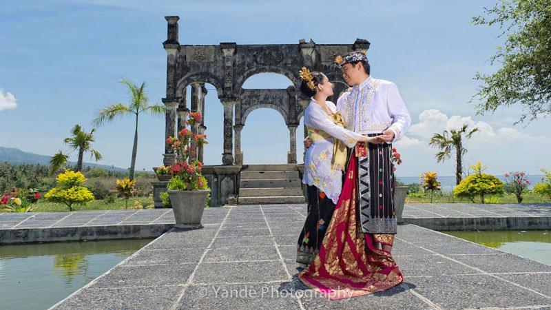 Taman Ujung Water Palace Karangasem -Bali Budget Romantic Places For a Honeymoon