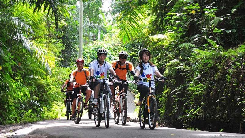 Sobek Ubud Cycling Tour