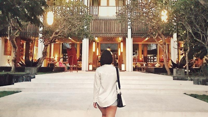 Accommodation in Legian Bali