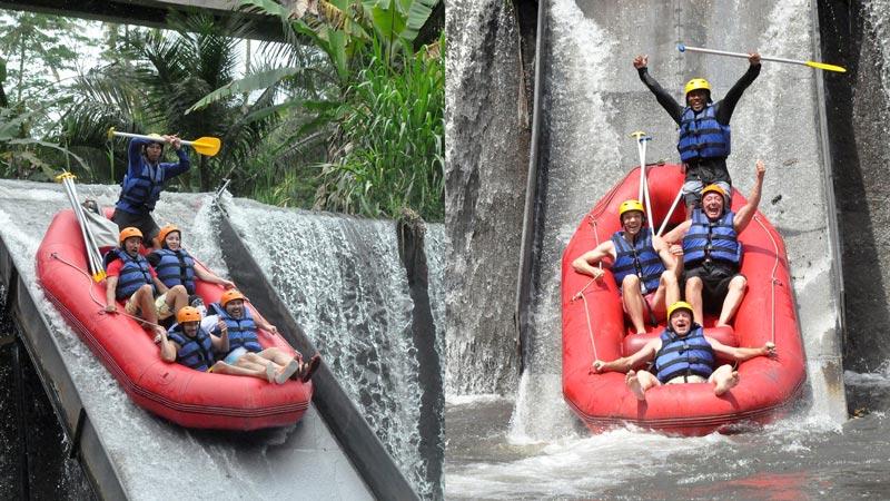 BMW Rafting Bali Price