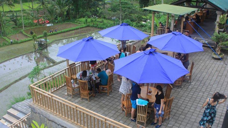 Telaga Waja Rafting Restoran