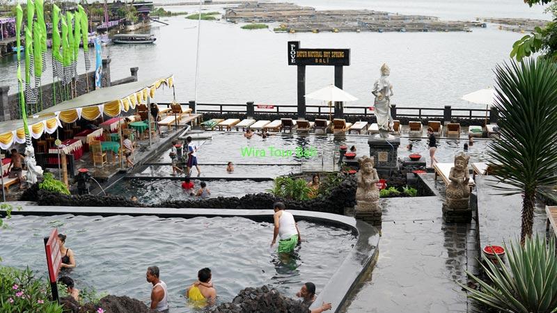 Bali Hot Spring Pool