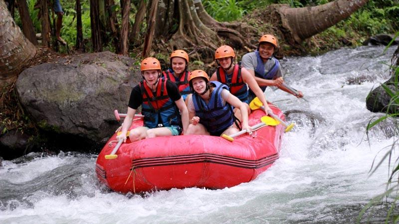 Bali Mitra Wahana Rafting Telaga Waja