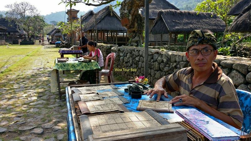 Cultural Uniqueness of Tenganan Village Karangasem