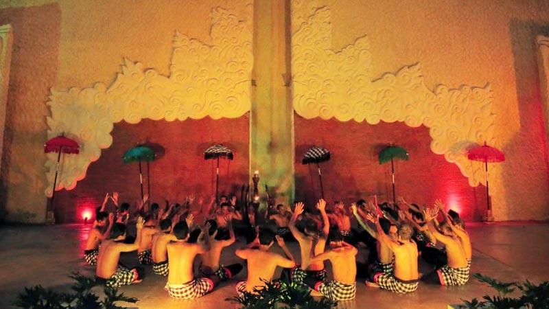 Garuda Wisnu Kencana Cultural Park Balinese Dance