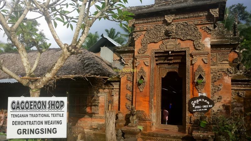 General Information of Bali Aga Village