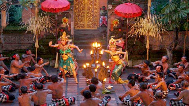 Sahadewa Batubulan Balinese Dance Performance