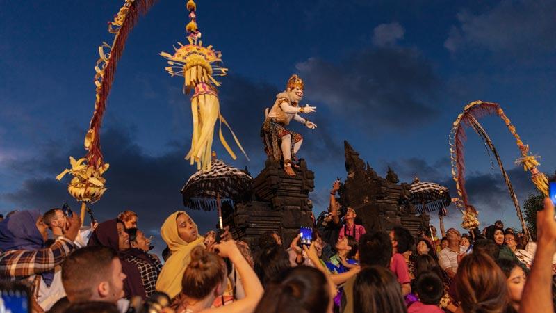 Uluwatu Temple Kecak Dance Show