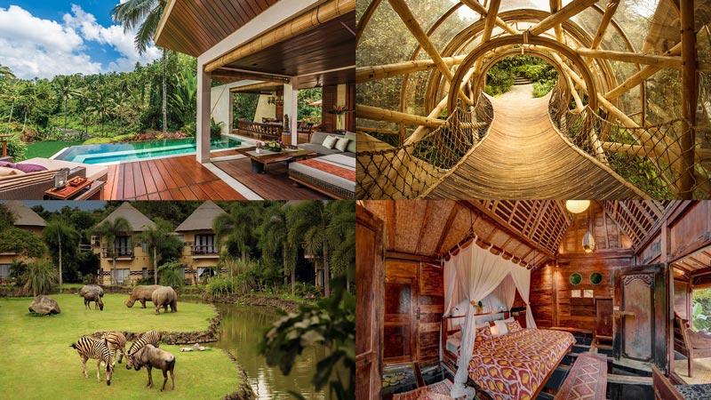 Unique Hotels In Bali