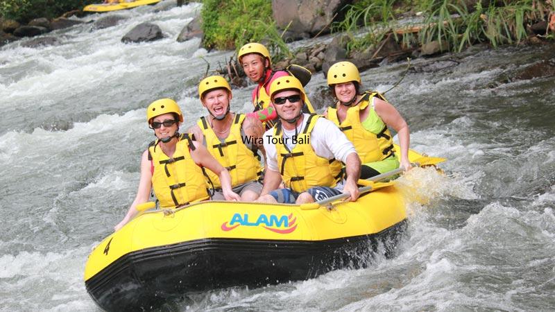 Alam Telaga Waja Rafting Trips