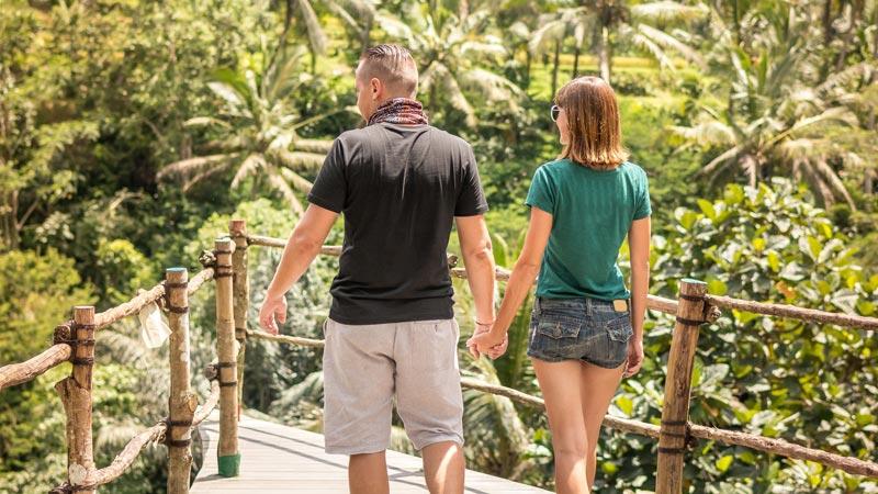 Bali Honeymoon Itinerary Seven Days