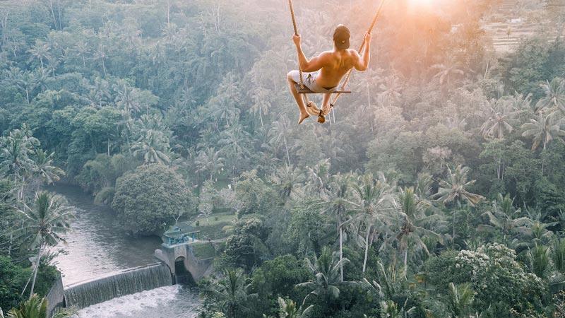Zen Hideaway Ubud Swing