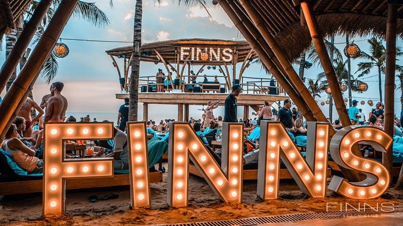 Finn's Beach Club Canggu