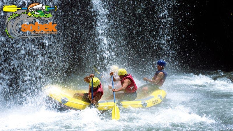 Sobek White Water Rafting Bali