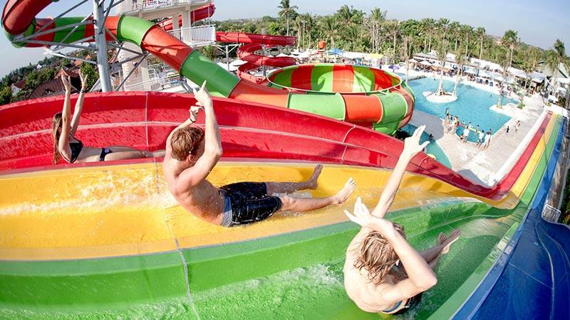 Splash Water Park Canggu