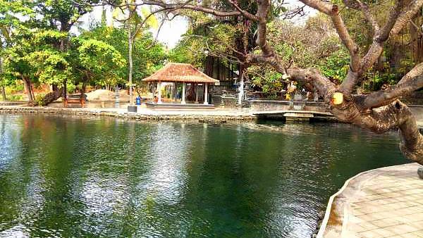 Yeh Sanih Fresh Water Springs