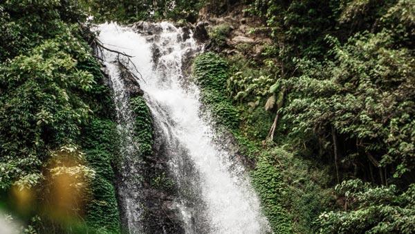 Melanting Waterfall Bali